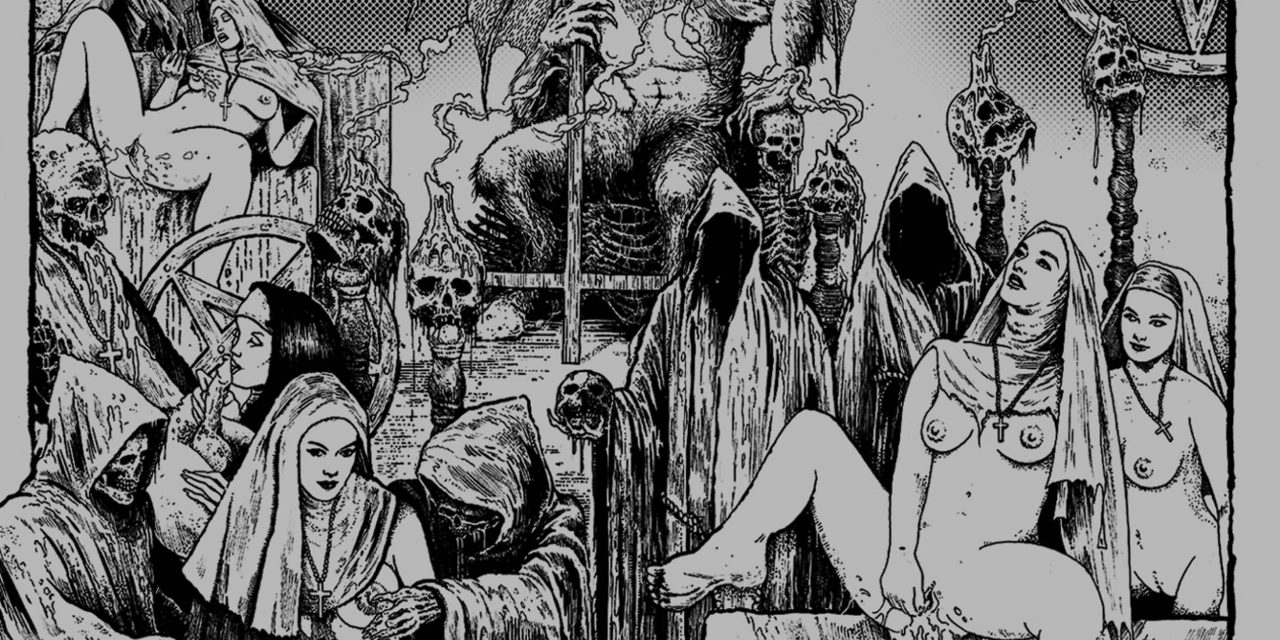 Gravehill – The Unchaste, the Wicked, & the Profane