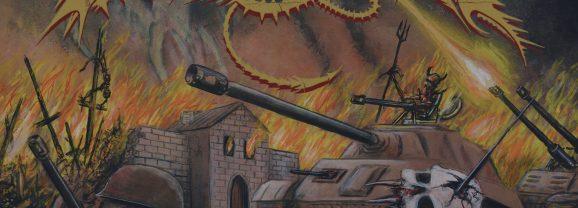 Whipstriker – Merciless Artillery