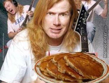 People vs Pancakes