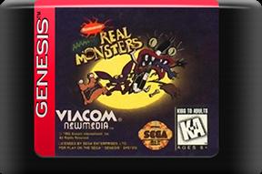 Busting Games Episode 2: AAAHH!!! Real Monsters Genesis