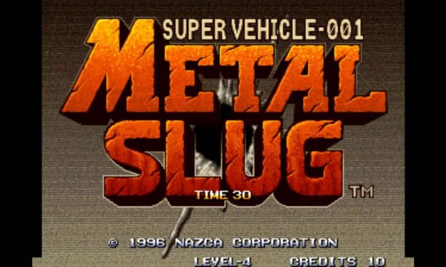 Let's Play Metal Slug Anthology: Metal Slug