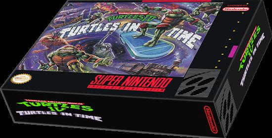 Let's Play SNES Episode 3: Teenage Mutant Ninja Turtles IV: Turtles in Time