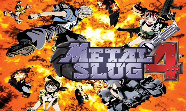 Let's Play Metal Slug Anthology: Metal Slug 4