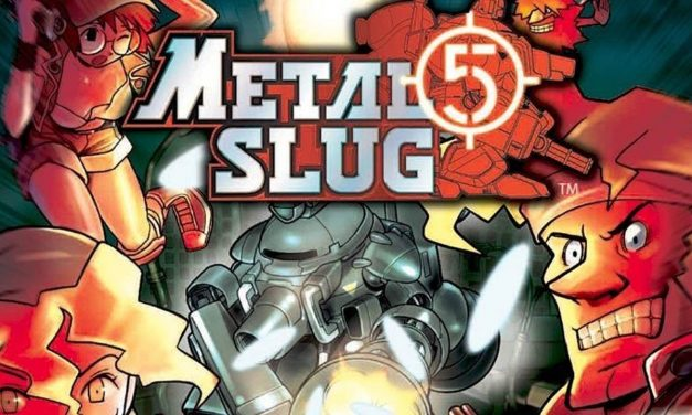 Let's Play Metal Slug Anthology: Metal Slug 5