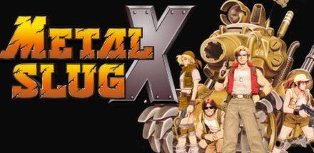 Let's Play Metal Slug Anthology: Metal Slug X