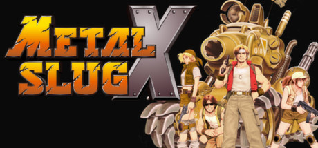 Let's Play Metal Slug Anthology: Metal Slug X