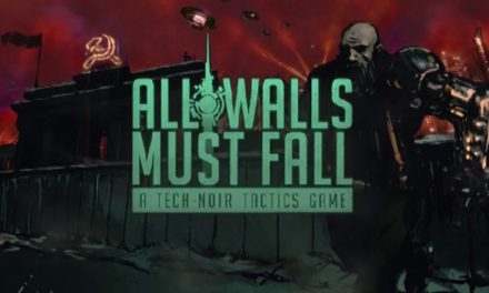 ALL WALLS MUST FALL OFFICIAL COMING OUT TRAILER