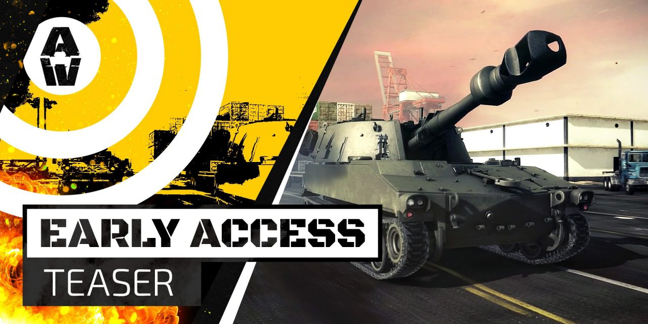 ARMORED WARFARE OFFICIAL EARLY ACCESS TRAILER