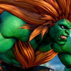 STREET FIGHTER V: ARCADE EDITION – BLANKA GAMEPLAY TRAILER