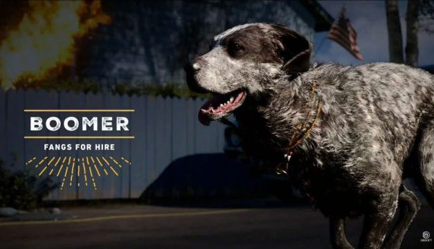 FAR CRY 5 – BOOMER CHARACTER SPOTLIGHT TRAILER