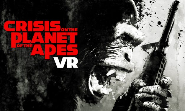 CRISIS ON THE PLANET OF THE APES VR OFFICIAL ANNOUNCE TEASER TRAILER