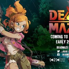 DEAD MAZE TRAILER