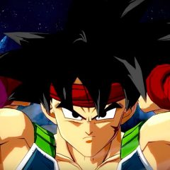 DRAGON BALL FIGHTERZ OFFICIAL BARDOCK TEASER TRAILER
