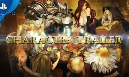 DRAGON'S CROWN PRO OFFICIAL CHARACTERS TRAILER