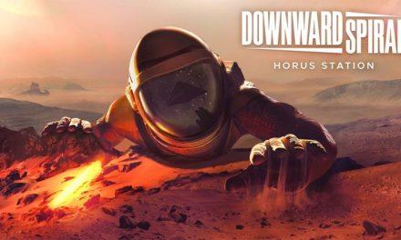 DOWNWARD SPIRAL: HORUS STATION – ANNOUNCEMENT TRAILER