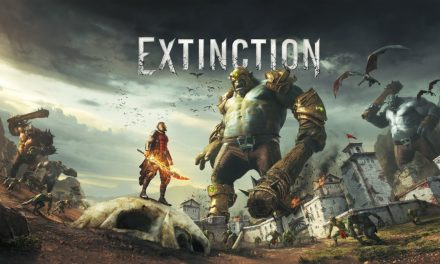 EXTINCTION FEATURES TRAILER