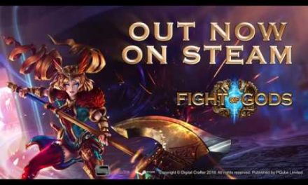 FIGHT OF GODS – FREYJA REVEAL TRAILER