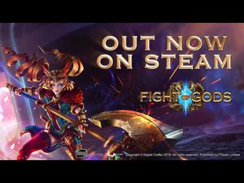 FIGHT OF GODS – FREYJA REVEAL TRAILER