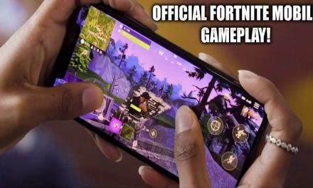 FORTNITE BATTLE ROYALE: MOBILE REVEAL TRAILER