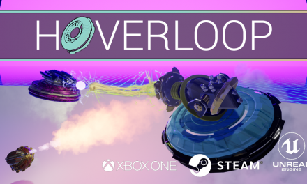 HOVERLOOP OFFICIAL GAMEPLAY TRAILER