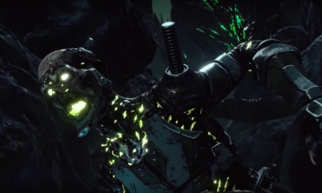 IMMORTAL: UNCHAINED OFFICIAL PC ALPHA LAUNCH TRAILER