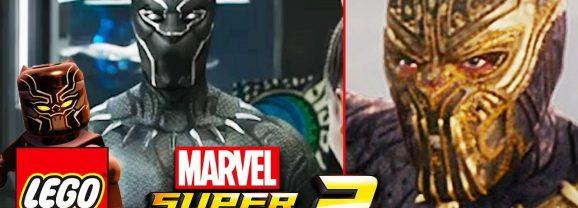 LEGO MARVEL SUPER HEROES 2 BLACK PANTHER DLC REVEAL TRAILER