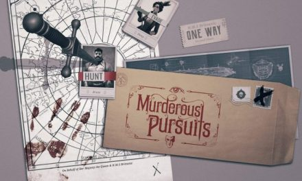 MURDEROUS PURSUITS ANNOUNCEMENT TRAILER