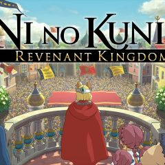 Ni no Kuni II: Revenant Kingdom Gameplay