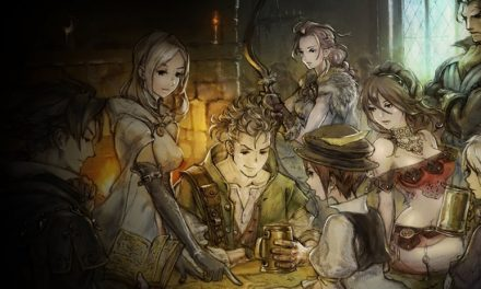 OCTOPATH TRAVELER – RELEASE DATE TRAILER