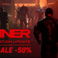 RUINER OFFICIAL ANNIHILATION UPDATE TRAILER