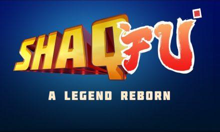 SHAQ FU: A LEGEND REBORN ANNOUNCEMENT TRAILER