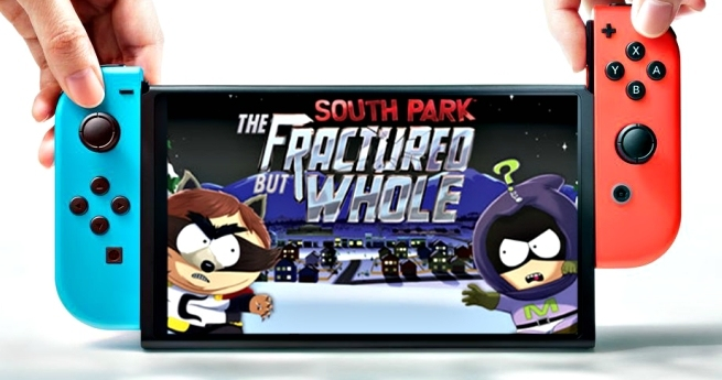 SOUTH PARK: THE FRACTURED BUT WHOLE IS COMING TO SWITCH