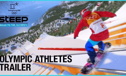 STEEP: ROAD TO THE OLYMPICS – THE OLYMPIC WINTER GAMES GAMEPLAY TRAILER