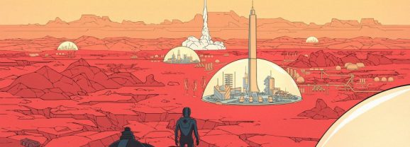 "SURVIVING MARS – PRE-ORDER TRAILER ""LIFE ON MARS"""