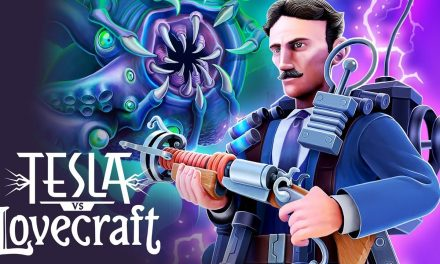 TESLA VS. LOVECRAFT OFFICIAL LAUNCH TRAILER