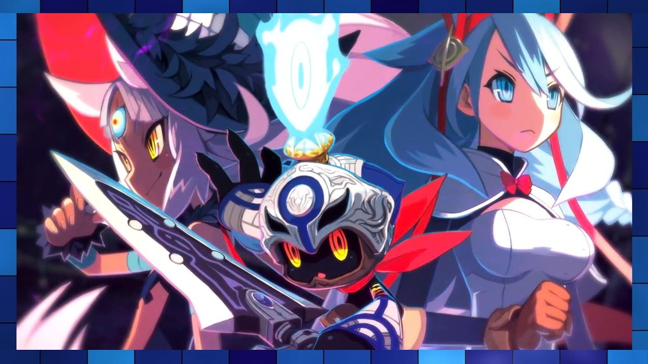 THE WITCH AND THE HUNDRED KNIGHT 2 OFFICIAL CHARACTER TRAILER