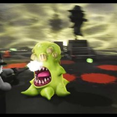 TIMOTHY VS THE ALIENS – GAMEPLAY TRAILER