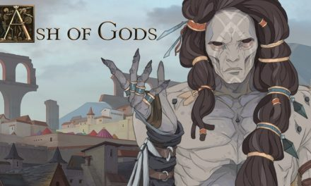ASH OF GODS OFFICIAL STORY TRAILER