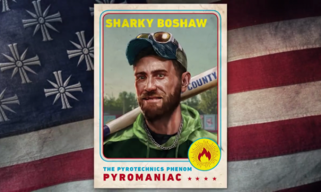 FAR CRY 5 – SHARKY BOSHAW CHARACTER SPOTLIGHT TRAILER
