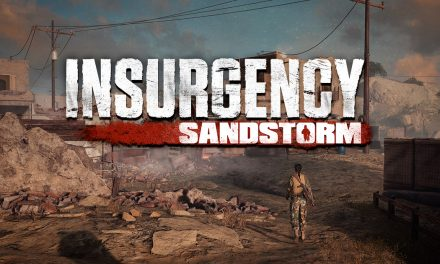 INSURGENCY: SANDSTORM OFFICIAL TEASER TRAILER