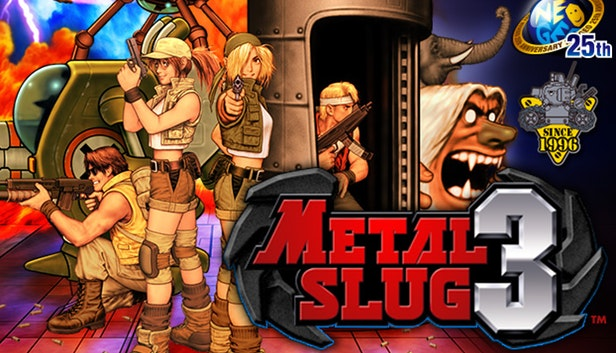Let's Play Metal Slug Anthology: Metal Slug 3