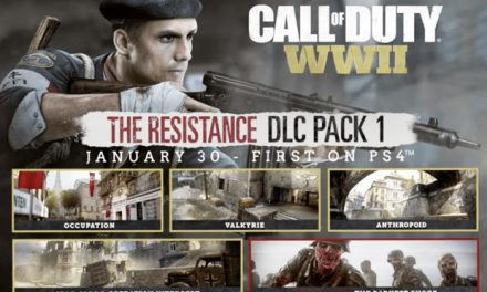 CALL OF DUTY: WW2 OFFICIAL THE RESISTANCE DLC LIVE ACTION TRAILER