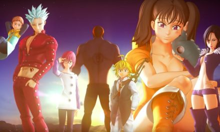 THE SEVEN DEADLY SINS: KNIGHTS TO BRITANNIA OFFICIAL SINS AND KNIGHTS TRAILER