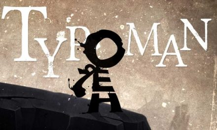 TYPOMAN OFFICIAL NINTENDO SWITCH ANNOUNCEMENT TRAILER